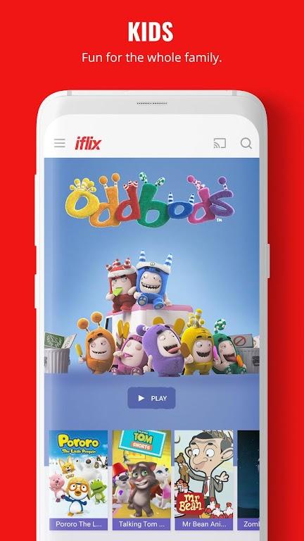 iflix - Movies & TV Series poster 5