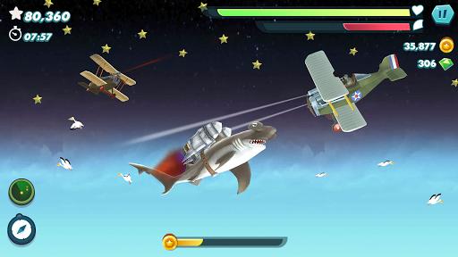 Hungry Shark Evolution screenshots apk mod 3