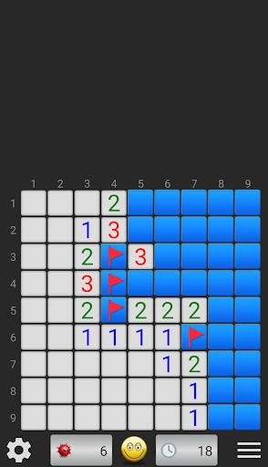 Minesweeper apkpoly screenshots 2