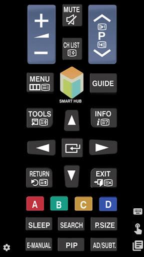 TV (Samsung) Remote Control 2.2.6 Screenshots 3