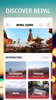 screenshot of ✈ Nepal Travel Guide Offline