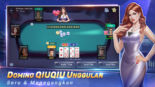 MVP Domino QiuQiu-KiuKiu 99 & Gaple & Slot online 1.2.5 screenshots 6