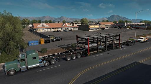 Euro Truck Boat Cargo Driving Simulator 2020  screenshots 12