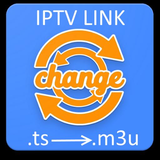 Baixar IPTV link converter TS to M3U