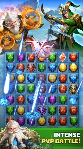 MythWars & Puzzles: RPG Match 3 2.3.1.3 Screenshots 6