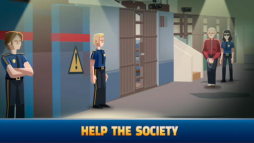 Idle Police Tycoon - Cops Game 1.2.1 screenshots 3