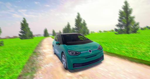 Electric Car Driving Sim Original  screenshots 4