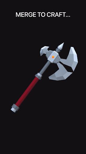 Blacksmith - Merge Idle RPG 1.9.4 screenshots 1