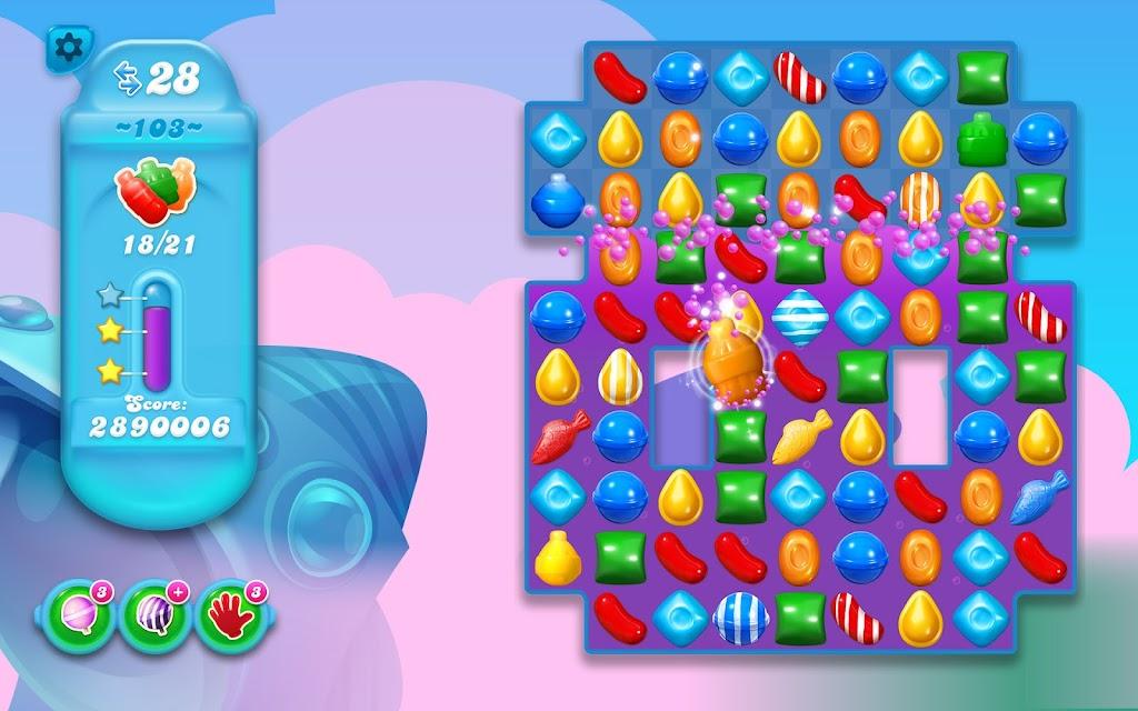 Candy Crush Soda Saga poster 21
