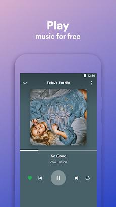 Spotify Liteのおすすめ画像1