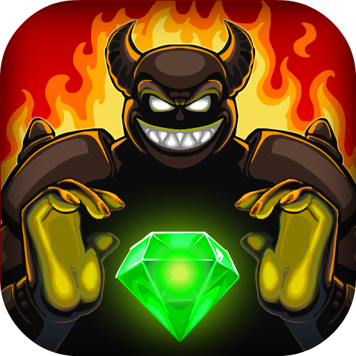 Cursed Treasure Tower Defense