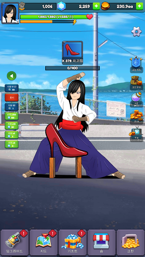Tap Break Them All : Clicker Hero screenshots 7