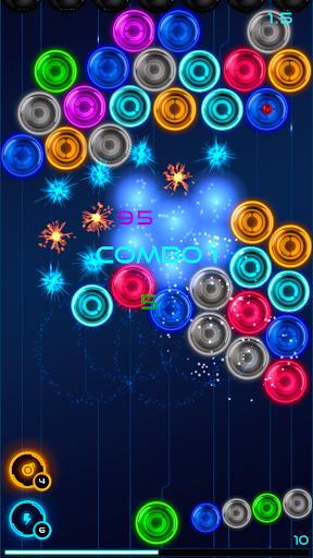 Magnetic balls 2: Neon 1.339 screenshots 7