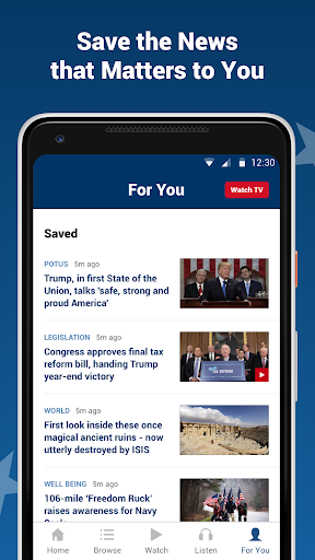 Fox News: Breaking News, Live Video & News Alerts 4.20.0 Screenshots 7