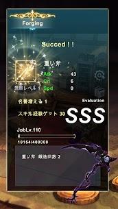 Baixar RPG Blacksmith of the Sand Kingdom MOD APK 1.10g – {Versão atualizada} 5