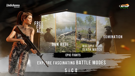 SICO™: SPECIAL INSURGENCY COUNTER OPERATIONS MOD APK (Unlimited Ammo) 3