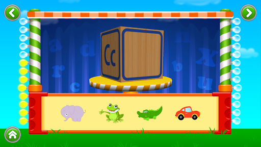 Learn Letter Sounds with Carnival Kids  screenshots 2