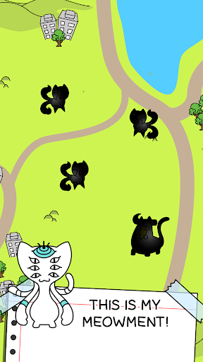 Cat Evolution - Cute Kitty Collecting Game screenshots 3