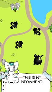 Cat Evolution Mod Apk 1.0.19 (Lots of Diamonds) 3