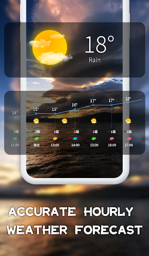 Daily Weather android2mod screenshots 3