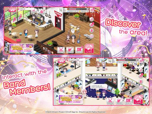 BanG Dream! Girls Band Party! 3.8.2 screenshots 15