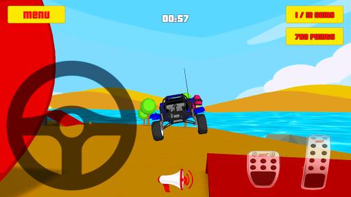 Baby Car Fun 3D - Racing Game apkpoly screenshots 6