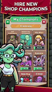 Dungeon Shop Tycoon: Craft and Idle