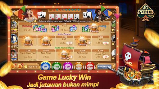 JOJO Texas Domino Gaple QiuQiu Slots Free Game 1.5.1 Screenshots 7