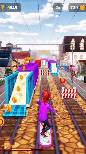 Royal Princess Subway Run 1.11 screenshots 5