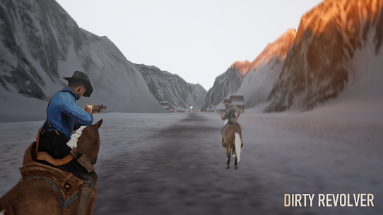 Dirty Revolver Mod Apk 4.0.3 (Unlimited Currency) 8
