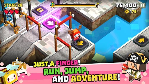 Cubie Adventure World screenshots 23