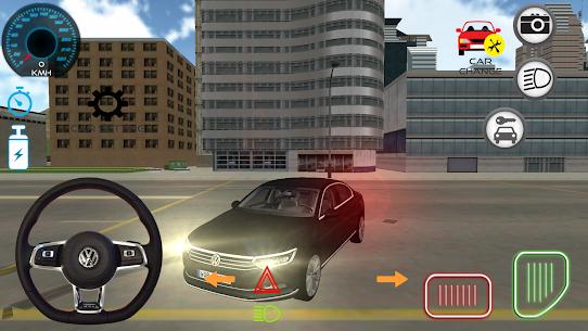 Passat Araba 2019 Drift Oyunu 3D HD 3
