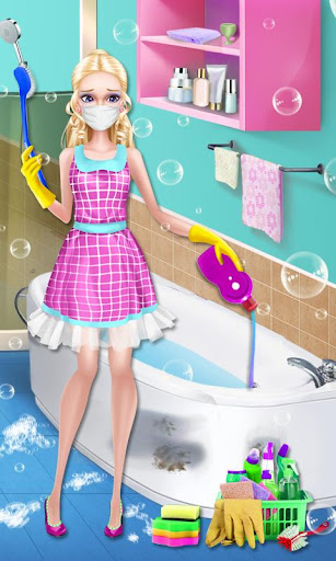 Fashion Doll - House Cleaning 1.6 screenshots 1