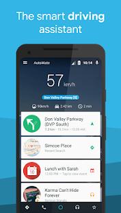 AutoMate - Car Dashboard: Driving & Navigation  Screenshots 1