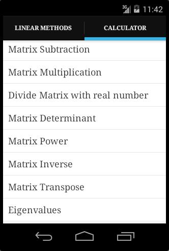 Linear Algebra For PC Windows (7, 8, 10, 10X) & Mac Computer Image Number- 6