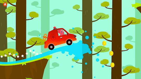 Dinosaur Car – Truck Games for kids Apk Download NEW 2021 5