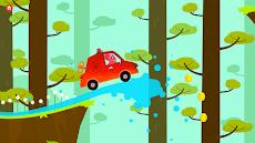 恐竜カー - 子供向けペイントゲームのおすすめ画像5