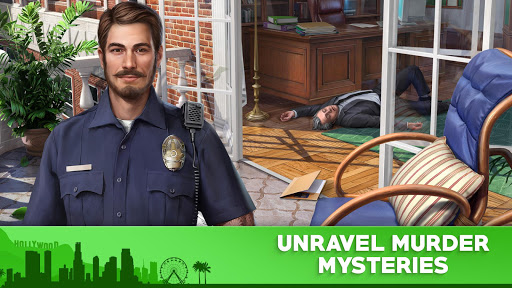 Crime Mysteriesu2122: Find objects & match 3 puzzle android2mod screenshots 9