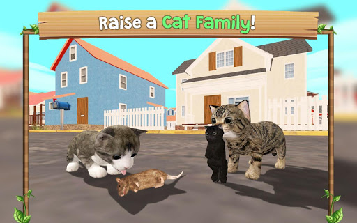 Cat Sim Online: Play with Cats 101 Screenshots 8