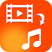 Video to Mp3 Audio Converter App - Audio Extractor
