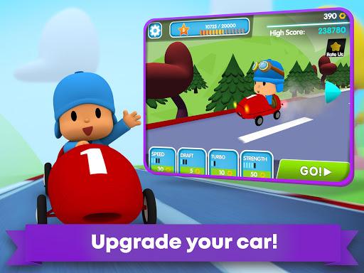 Pocoyo Racing: Kids Car Race - Fast 3D Adventure  screenshots 19