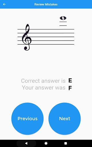 Music Tutor (Sight Reading) 2.18 Screenshots 12