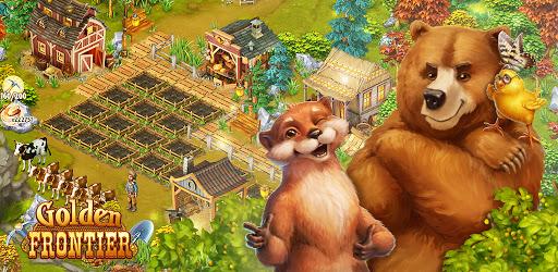 Golden Frontier: Farm Adventures screenshots 1