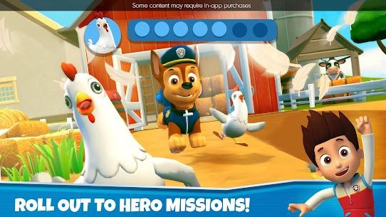 لعبة PAW Patrol Rescue World مهكرة Mod 3