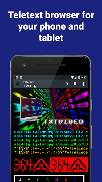 TxtVideo Teletext