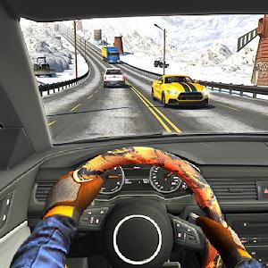 Highway Driving Car Racing Game : Car Games 2020