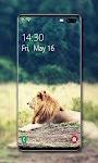 screenshot of Lion Wallpaper 🦁
