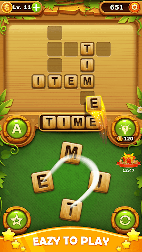 Word Cross Puzzle: Best Free Offline Word Games 3.6 Screenshots 3