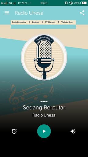 Radio Unesa  screenshots 1