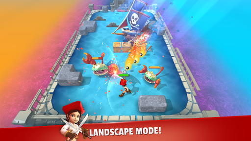 Dashero: Archer Sword 3D - Offline Arcade Shooting android2mod screenshots 20
